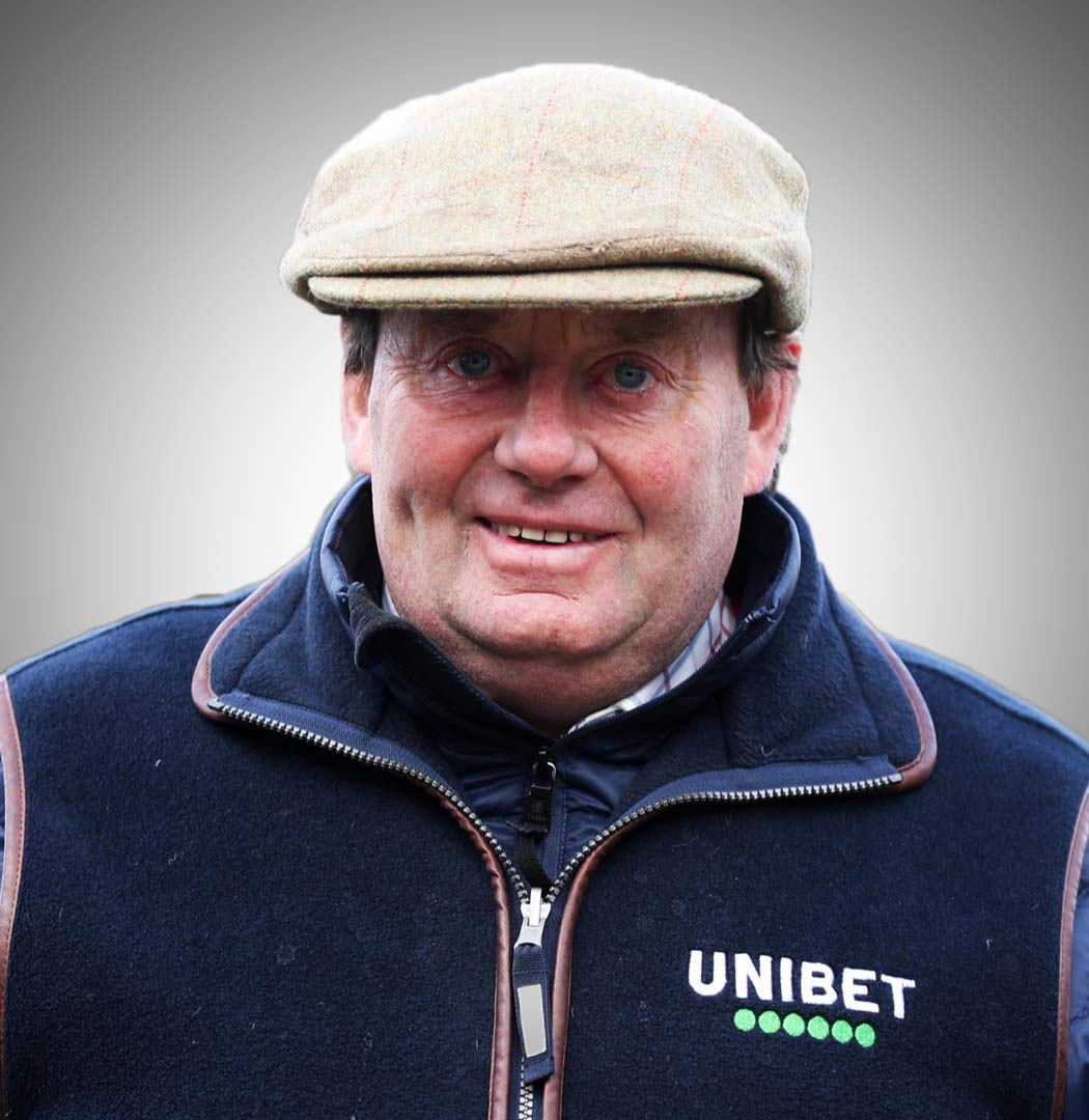 Nicky Henderson albatross club horse racing trainer